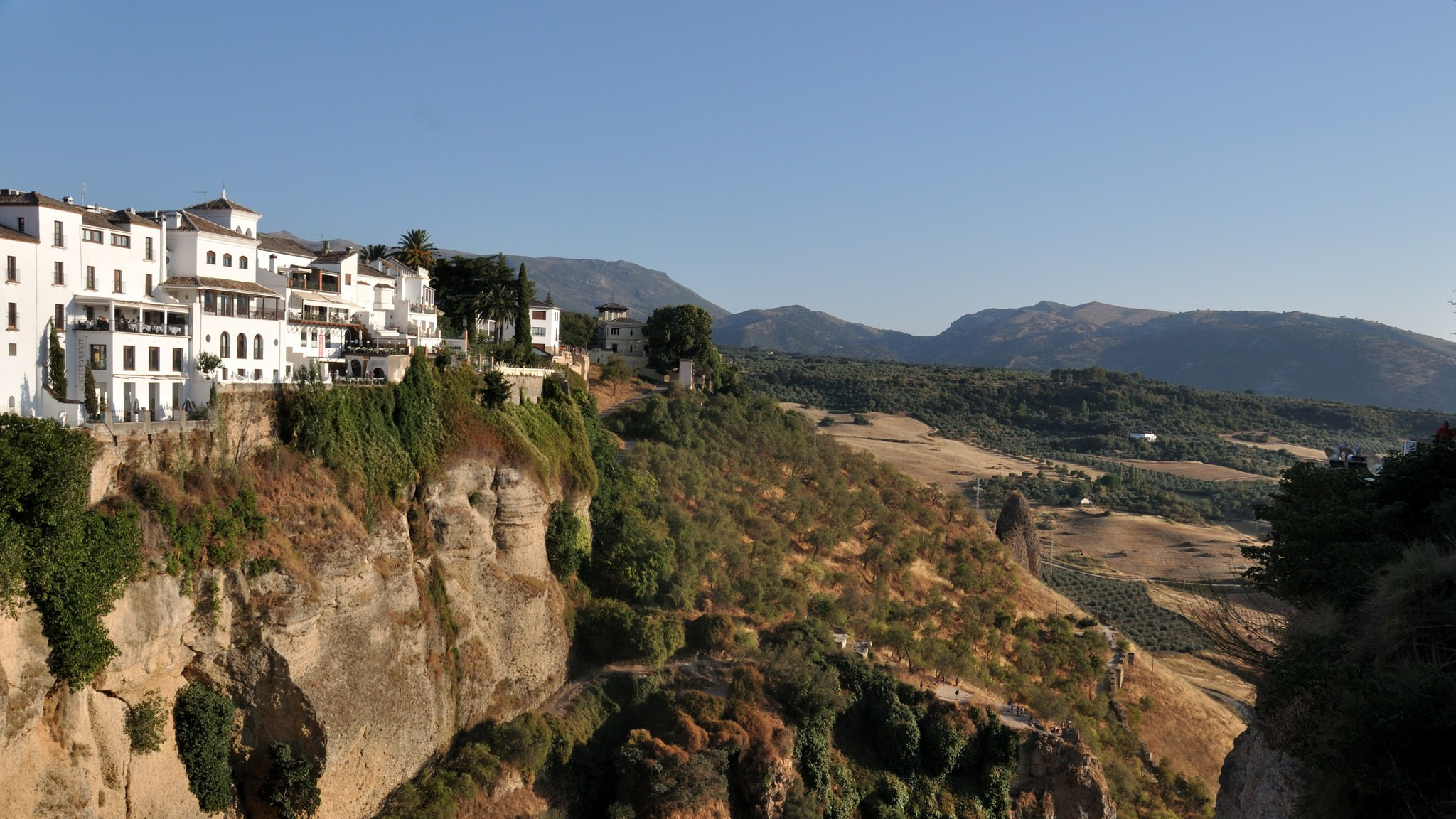 Camino De Ronda Granada Wikipedia Holidays In Spain Tours And Hotels Eatour Specialist