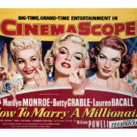 """How To Marry A Millionaire"" {1953, Marilyn Monroe, Betty Grable, Lauren Bacall} #50FromThe50s"