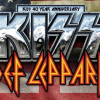 KISS And Def Leppard Setlist Summer 2014 + Concert Review #Kiss40Tour #DefLeppard