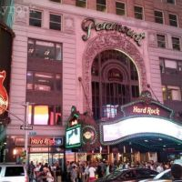 Hard Rock Cafe Times Square Pictures {Manhattan NY}