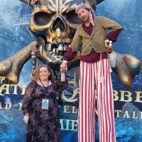 My Pirates Of The Caribbean Red Carpet & Pre-Party Experience In Hollywood #PiratesLifeEvent