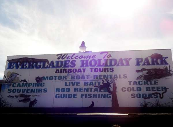 Everglades Airboat Ride Excursion