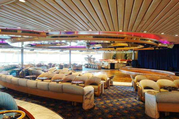 Inside Spotlight Enchantment of the Seas Review
