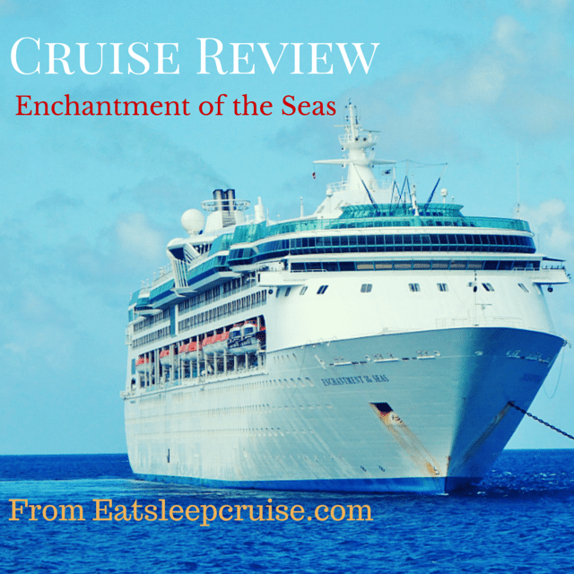 Royal Caribbean Enchantment Of The Seas Summary