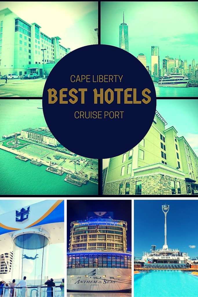 Sailing on Anthem of the Seas? Check out our list of the Best Hotels Near Cape Liberty Cruise Port