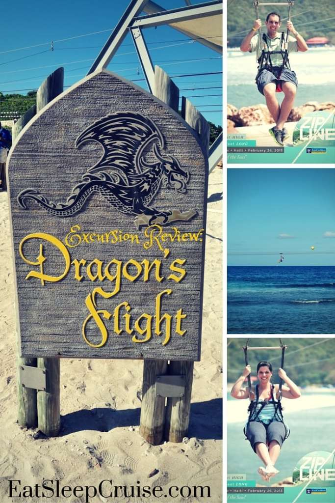 Dragon's Breath Flight Line
