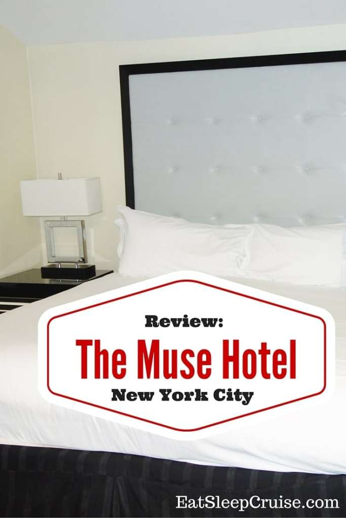The Muse Hotel New York Review