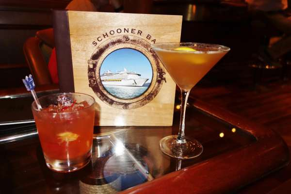 Schooner Bar on Adventure of the Seas