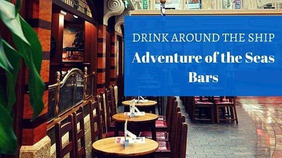 Adventure of the Seas Bars