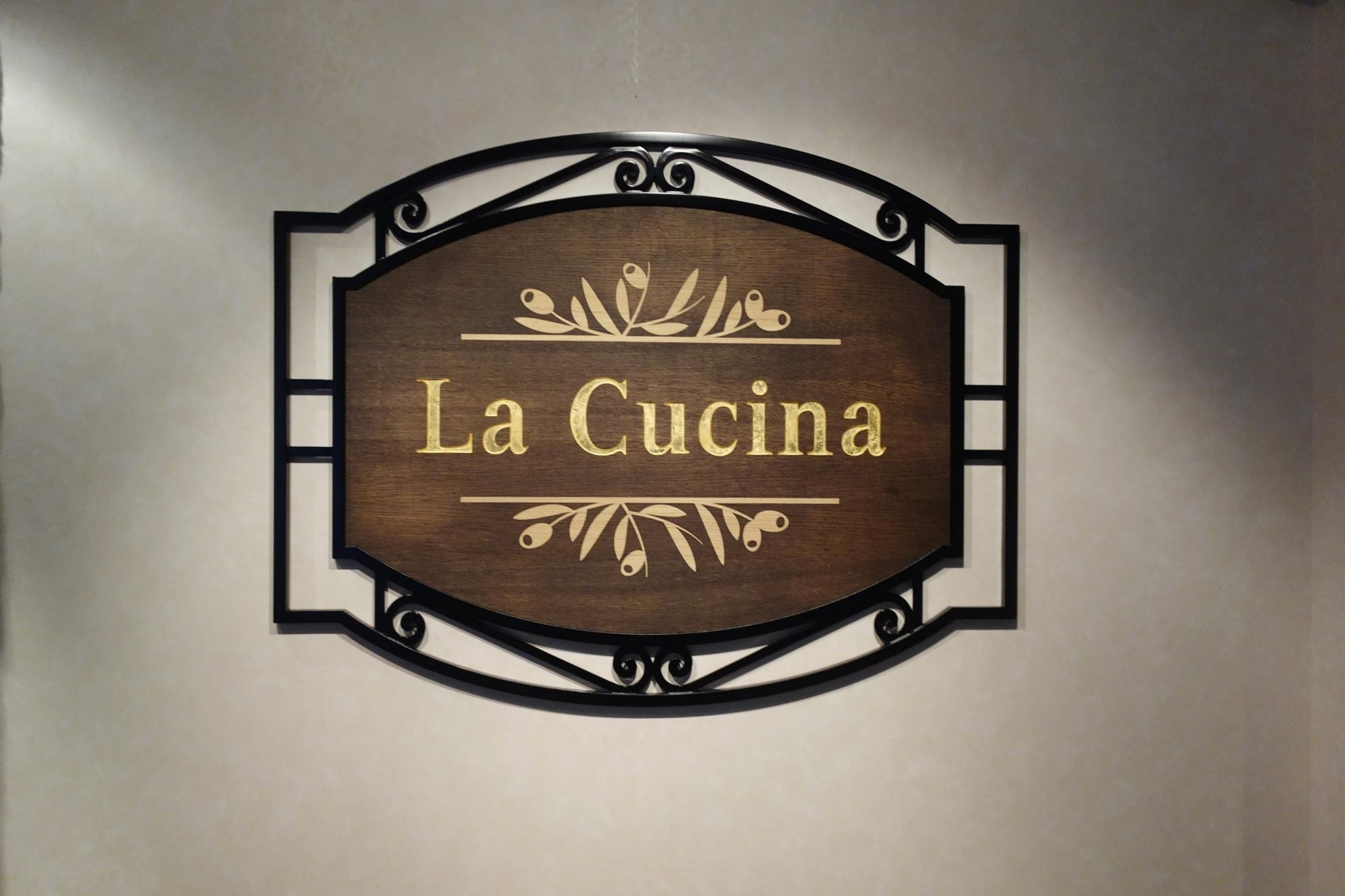 La Cucina Italiana Cozumel La Cucina On Norwegian Escape Eatsleepcruise