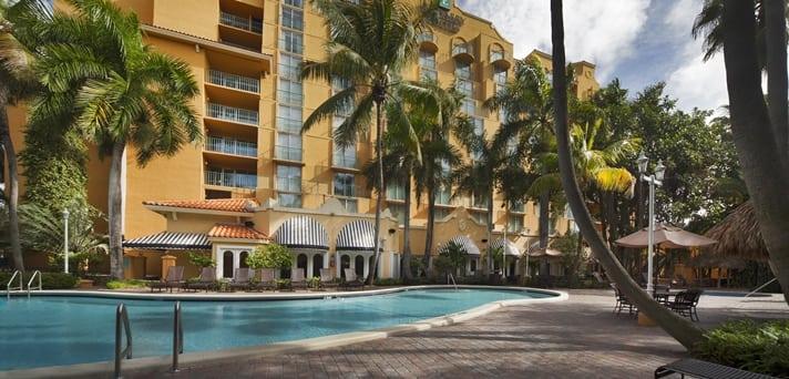 Hilton Hotels Near Miami Cruise Port