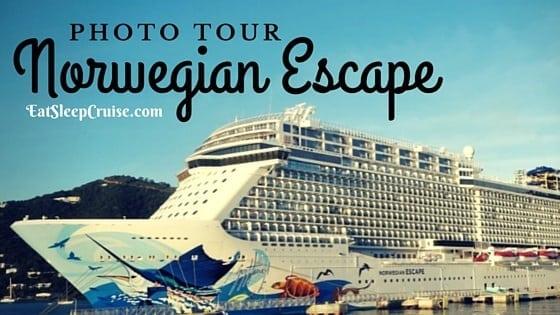 Norwegian Escape Photo Tour A Deck By Deck Review