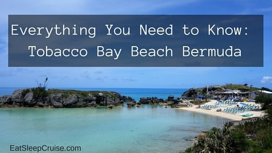 Everything You Need to Know about Tobacco Bay Beach Bermuda