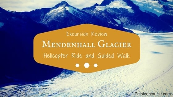 Mendenhall Glacier Helicopter Tour Review