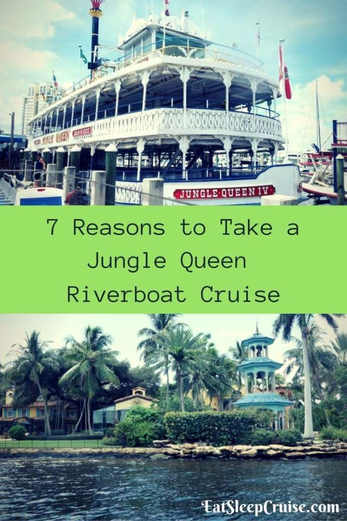 Jungle Queen Riverboat Cruise