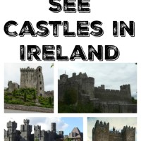 4 Must See Castles in Ireland