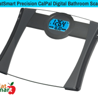 5 Things to Know About the New EatSmart Precision CalPal Digital Bathroom Scale