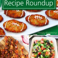 Healthy Game Day Recipe Roundup