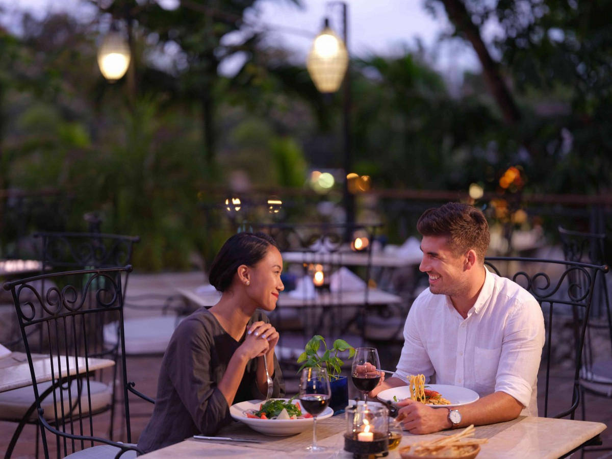 Ristorante Cucina Italiana Bali Top Eight Hotels In Nusa Dua For An Unforgettable Evening Of