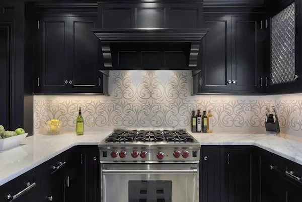 Revestimiento Adhesivo Pared Top 20 Creative Wallpapers Ideas For The Kitchen — Eatwell101