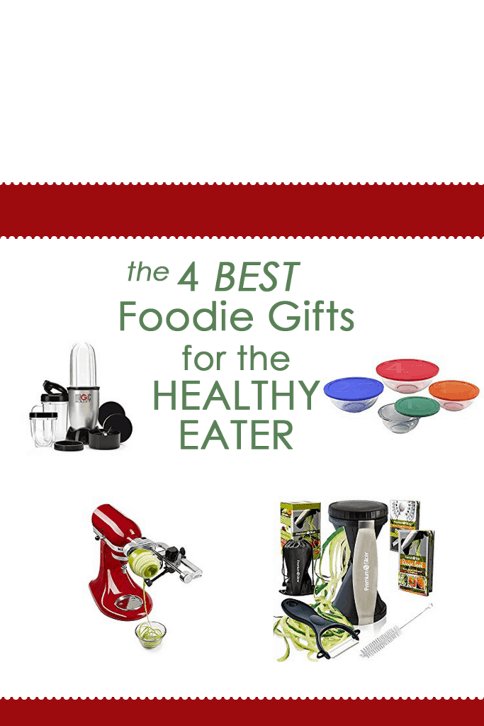 The 4 best gifts for your healthy eating friend and cook - the best new kitchen gadgets of 2016!