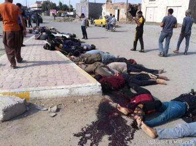 ISLAMIC STATE ALBU NIMR EXECUTION