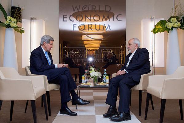 KERRY ZARIF DAVOS
