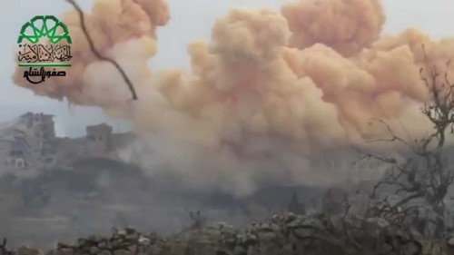 Syria Daily: Insurgents Launch Long-Planned Offensive in Northwest