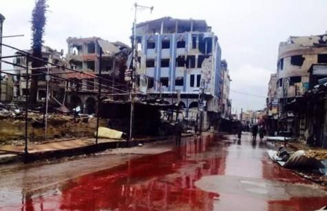 Din Syamsuddin Sebut Alasan AS Serang Suriah Mirip Irak