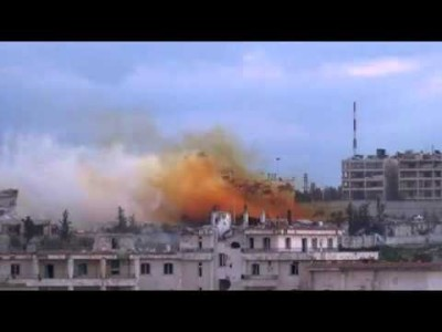 Syria Daily: Rebels Blow Up Air Force Intelligence Building in Aleppo