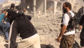 Syria Daily: The 5-Front Regime-Russian-Iranian Offensive Against the Rebels