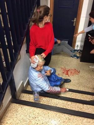 CATALONIA VIOLENCE