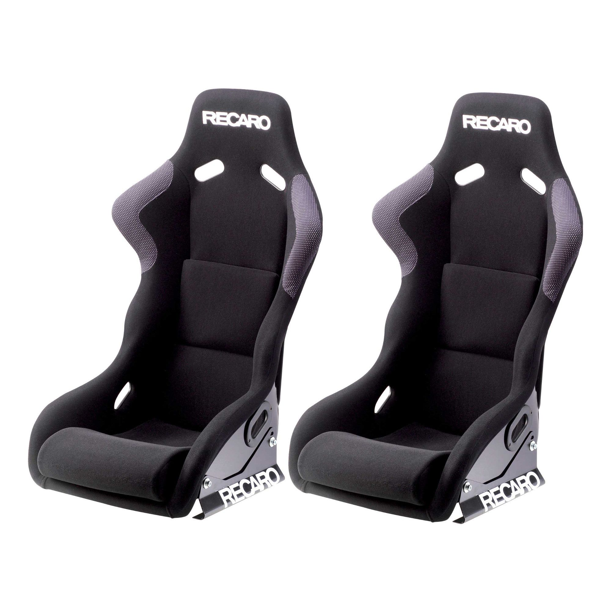Recaro Baby Seat Parts Details About 2 X Recaro Profi Spg Fia Approved Fibreglass Rally Bucket Seats Pair Black