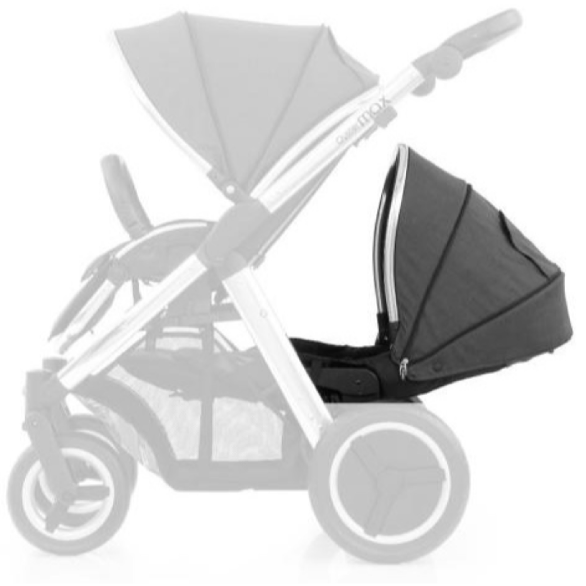 Oyster Pram Purple Details About Babystyle Oyster Max Lie Flat Tandem Colour Pack Tungsten Grey