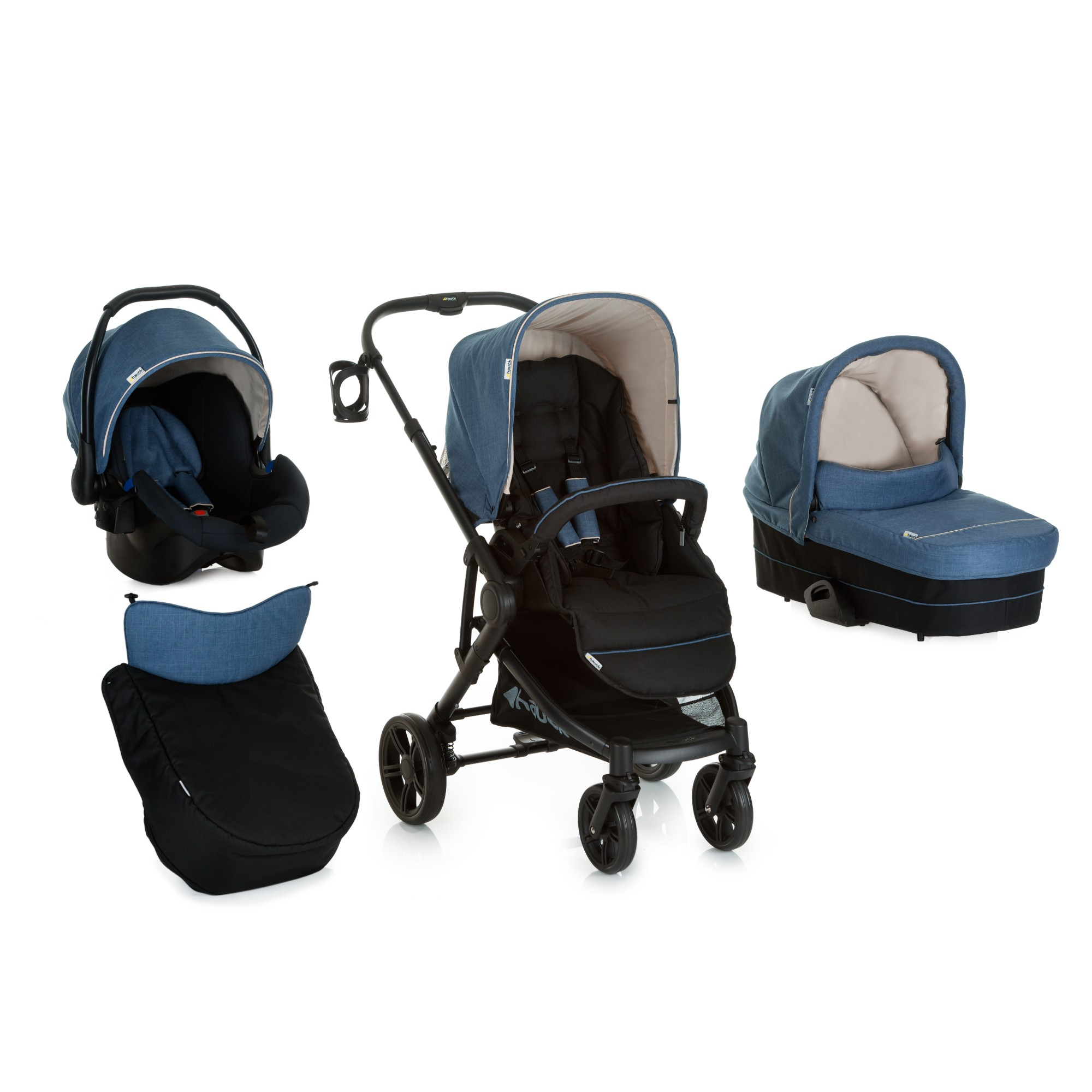Stroller Travel System Ebay Details About Hauck Atlantic Plus Trio Travel System