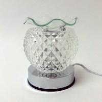 Electric Glass Touch Lamp Essential Oil Diffuser Oil ...