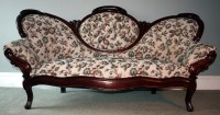 Is this sofa and chair Queen Anne? Early 1900s fro ...