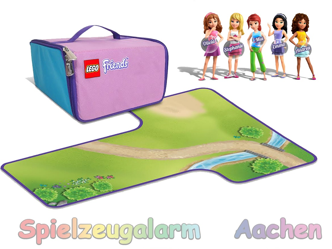 Lego Teppich Lego Friends Heartlake Case Playmat Toy Box Carpet Neath