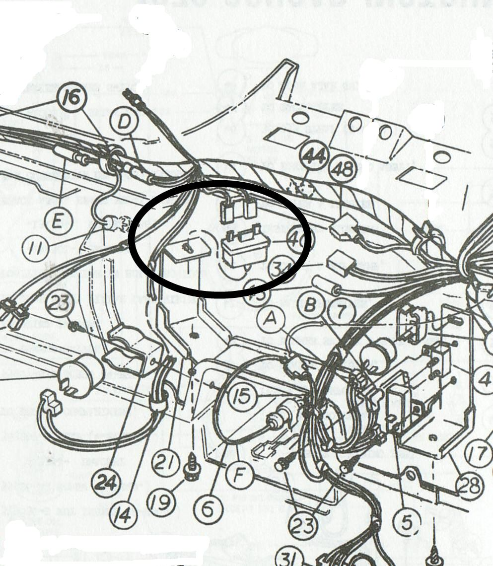 1970 ford mustang wiring diagram ebay