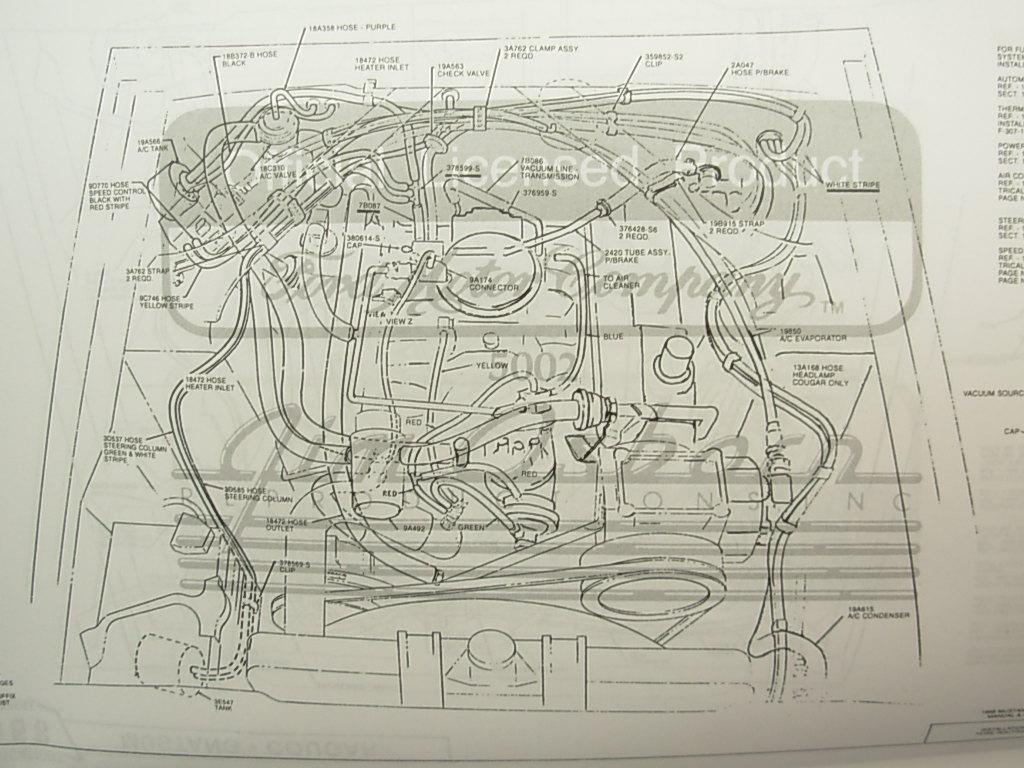 1967 mercury cougar wire diagram 1967 free engine image rh diagram en lacitystage org