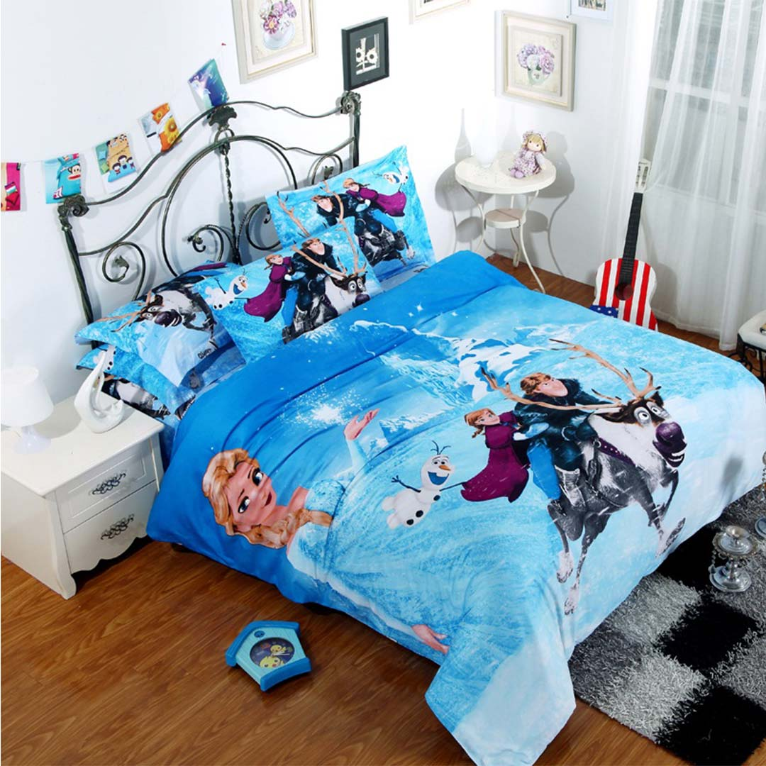 Duvet And Comforter Sets Frozen Comforter Set Queen And King Size