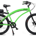 Beach Cruiser Electric Bike From Prodeco