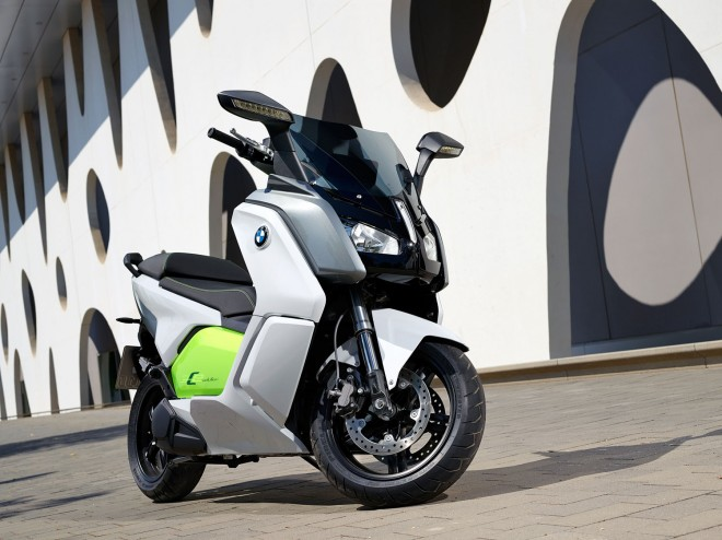 Elecetric Scooter From BMW