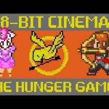 Video thumbnail for youtube video The Hunger Games retold as 8-bit game animation (video)
