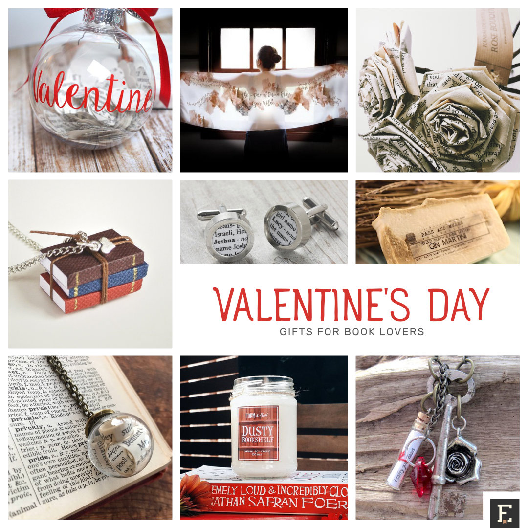 Book Lover Gift 19 Valentines Day Gifts For The Book Lover In Your Life