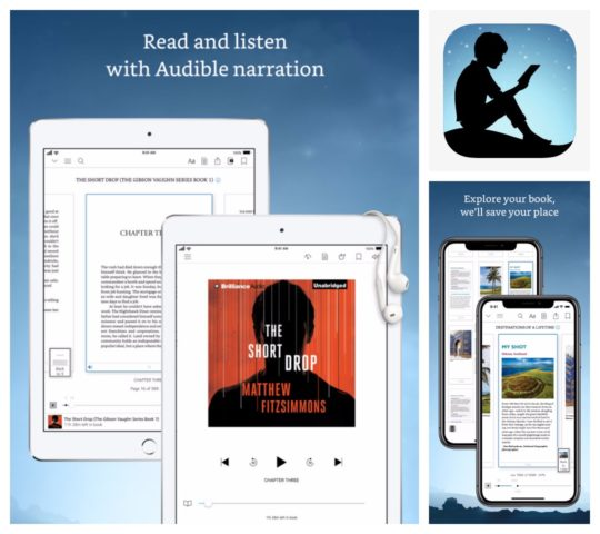 10 best audiobook apps for your iPad and iPhone