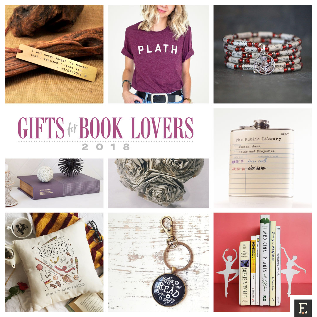 Book Lover Gift 21 Gorgeous New Gifts To Give Book Lovers In 2018