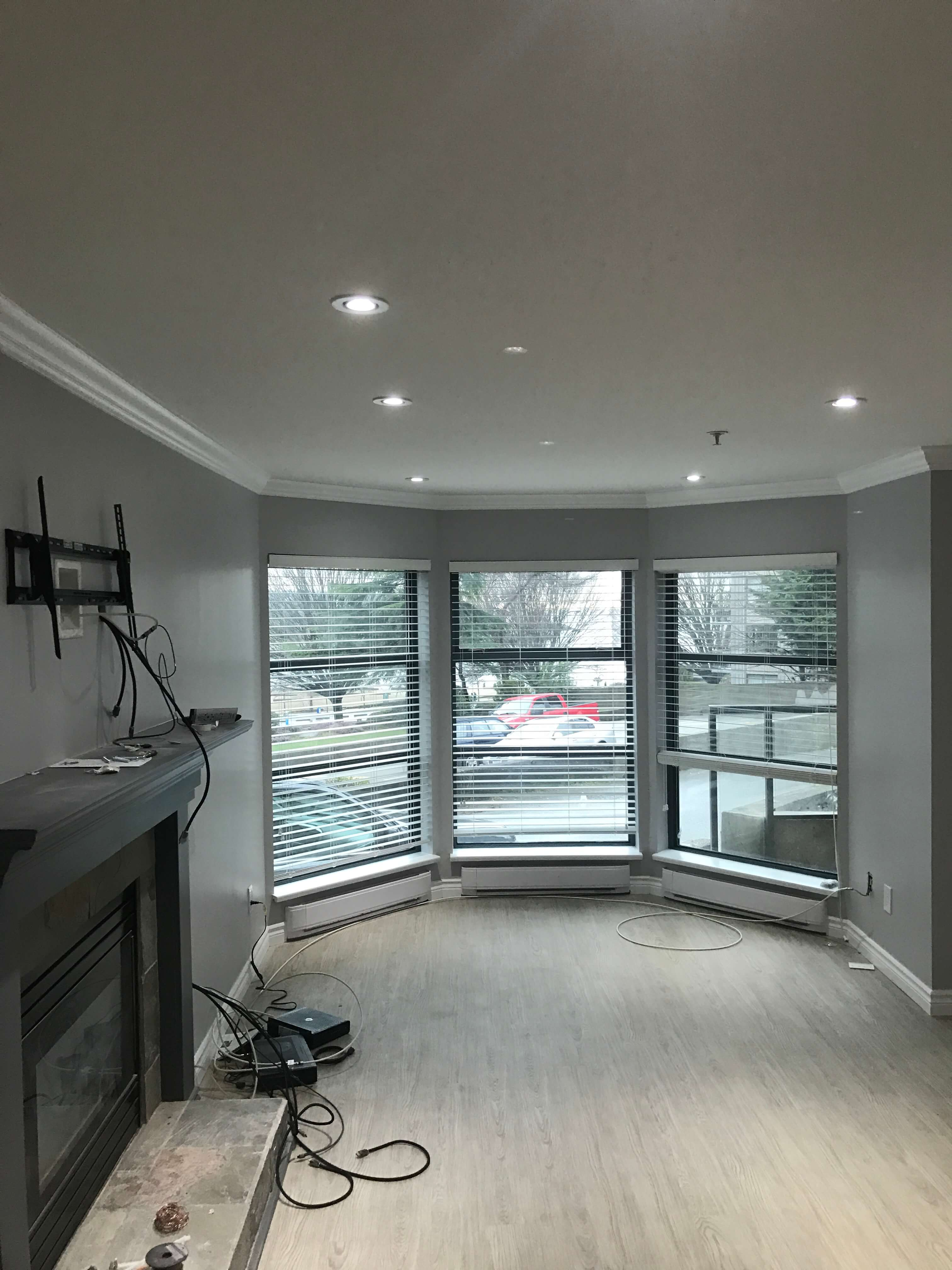 Project Of The Month Interior Apartment Renovation In - Apartment Renovation Vancouver