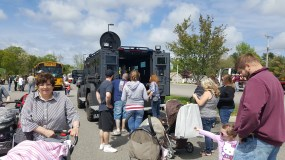 YMCA Touch-A-Truck May 22, 2016 Photos