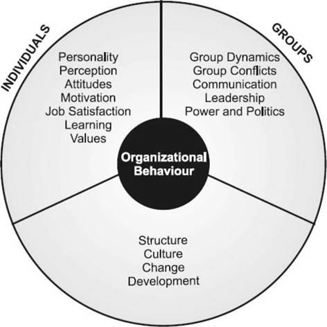 ELEMENTS OF ORGANIZATIONAL BEHAVIOR, ORGANIZATIONAL STRUCTURE